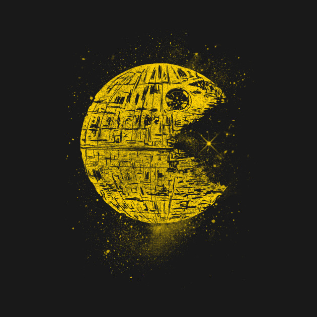 Star Wars/Pac-Man