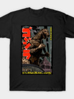 GODZILLA 54 T-Shirt