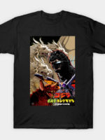 Godzilla mothra king ghidorah T-Shirt