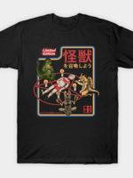 Let's Summon kaiju T-Shirt
