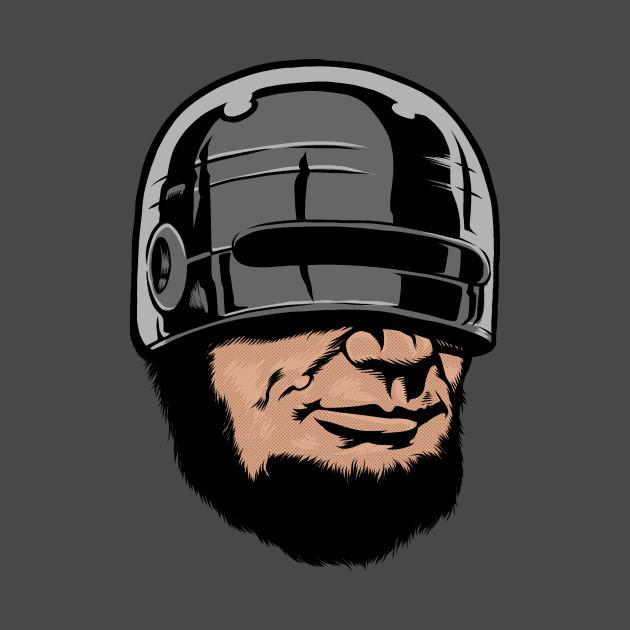 RoboCop/Abe Lincoln