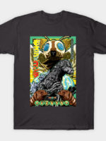 Mothra vs Godzilla T-Shirt