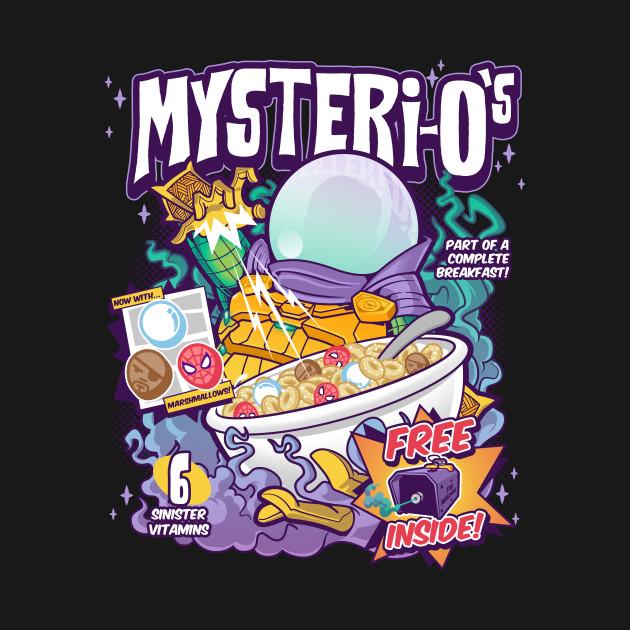 Mysteri-O's