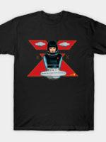 Planet-x Double Agent T-Shirt