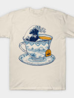 The Great Kanagawa Tea T-Shirt
