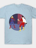 The Marvelous Captains T-Shirt