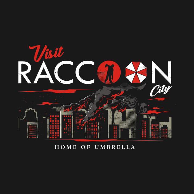 VISIT RACCOON