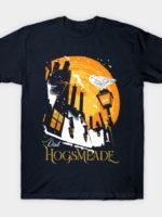 Visit Hogsmeade (Gold) T-Shirt