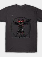 VITRUVIAN VILLAIN T-Shirt