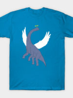 All dinosaurs go to heaven T-Shirt