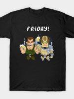 Arnie & Predator T-Shirt