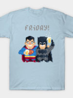Bats & Supes T-Shirt