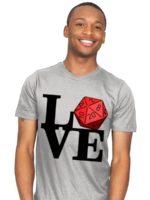 Critical Love T-Shirt