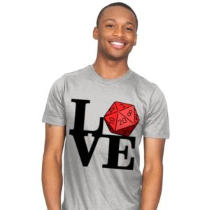 Critical Love T-Shirt