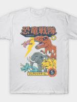 Dino Sentai Squad T-Shirt