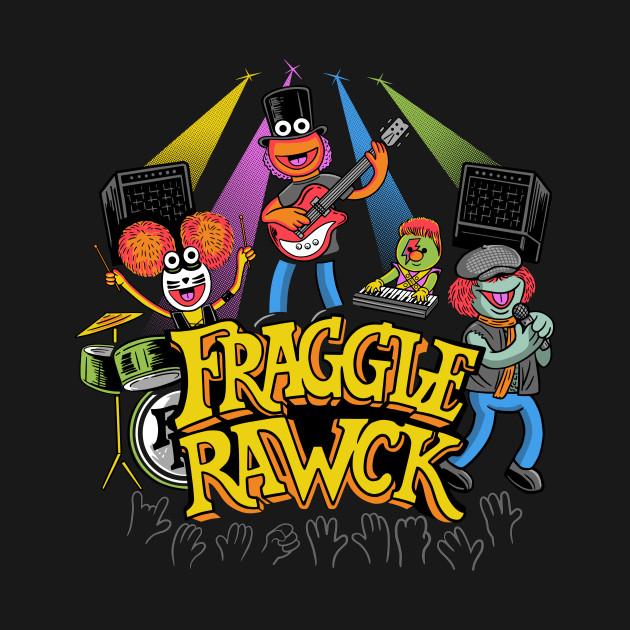 Fraggle RAWK