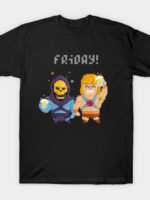 HeMan & Skeletor T-Shirt