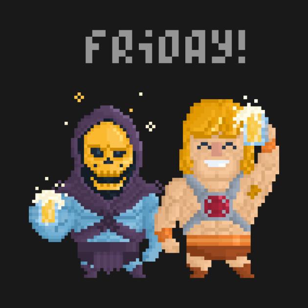 HeMan & Skeletor