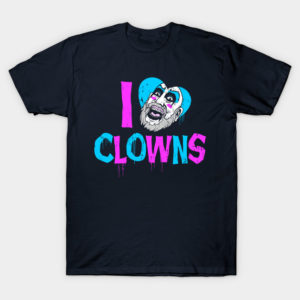 I Heart Clowns