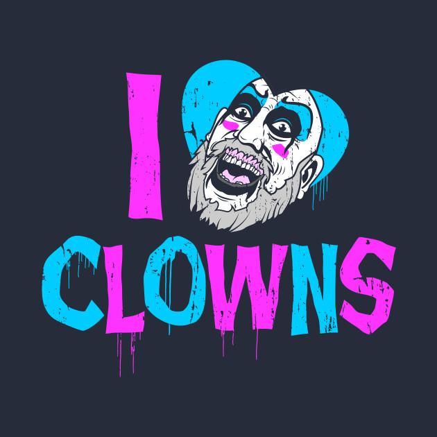 I Heart Clowns