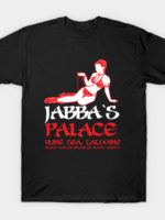 Jabba's Gentleman's Club T-Shirt
