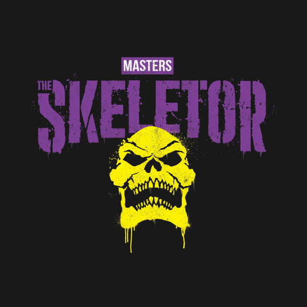 Masters The Skeleton