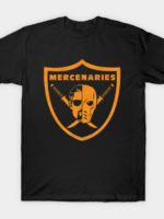 Mirakuru Mercenaries T-Shirt