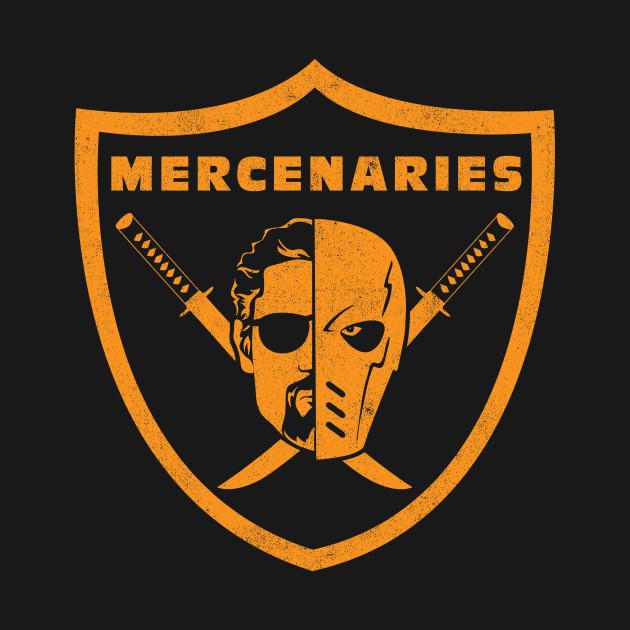 Mirakuru Mercenaries
