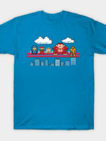 Pixels at Work T-Shirt