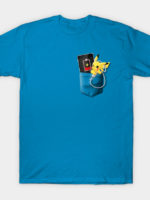 Pocket Pika Charger T-Shirt