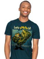 Rash Can Smash It! T-Shirt