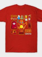 Red starter pack T-Shirt