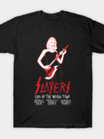 Slayers End of the World Tour T-Shirt