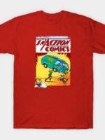 Snaction Comics T-Shirt