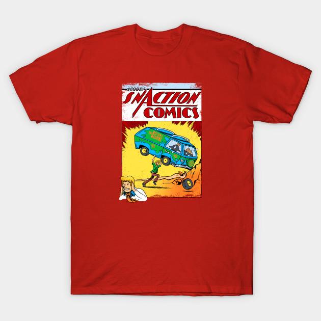 Snaction Comics