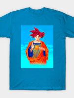 Super Saintyan T-Shirt