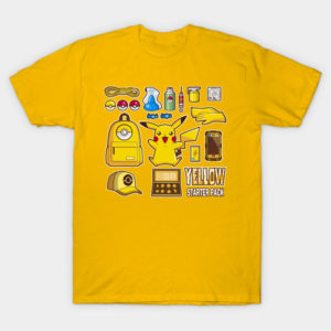 Yellow starter pack