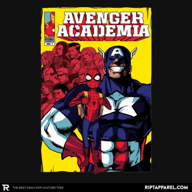 Avenger Academia