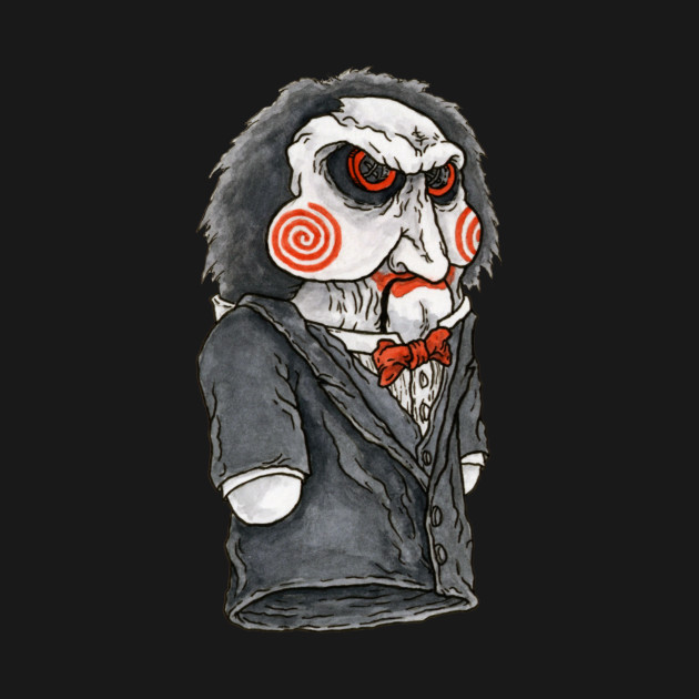 Billy the Puppet, Saw - Horror Hand Puppet