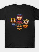 Bohemian Power T-Shirt