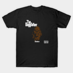 Chewbacca - tha Doggfather