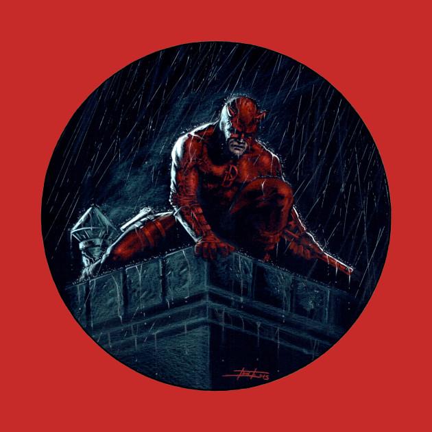 Daredevil Rain