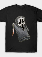 Ghostface, Scream - Horror Hand Puppet T-Shirt