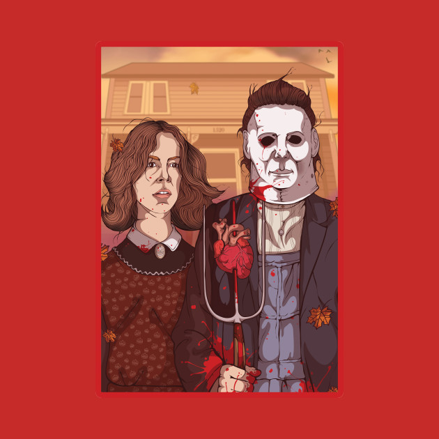 Halloween - Haddonfield Gothic