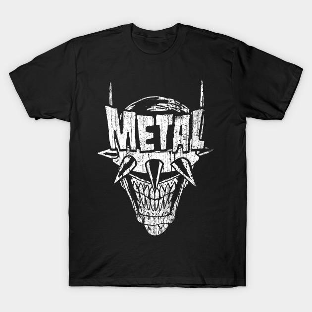 Heavy Metal Laughing-Bat