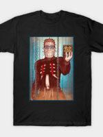 HillRaiser - Hank Hill Is PinHead T-Shirt