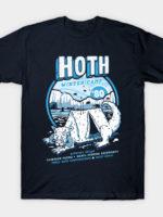 Hoth Winter Camp T-Shirt