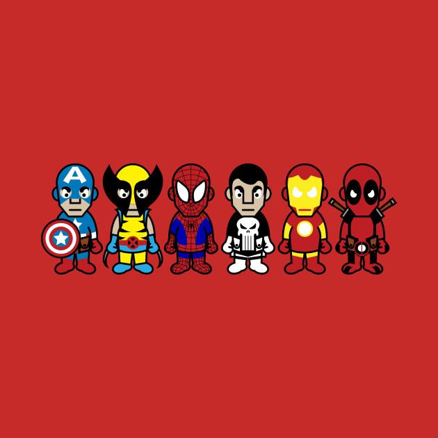 Lil' Heroes