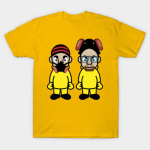 Lil' Jessie + Lil' Walt