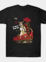 MechaCatzilla V2 T-Shirt
